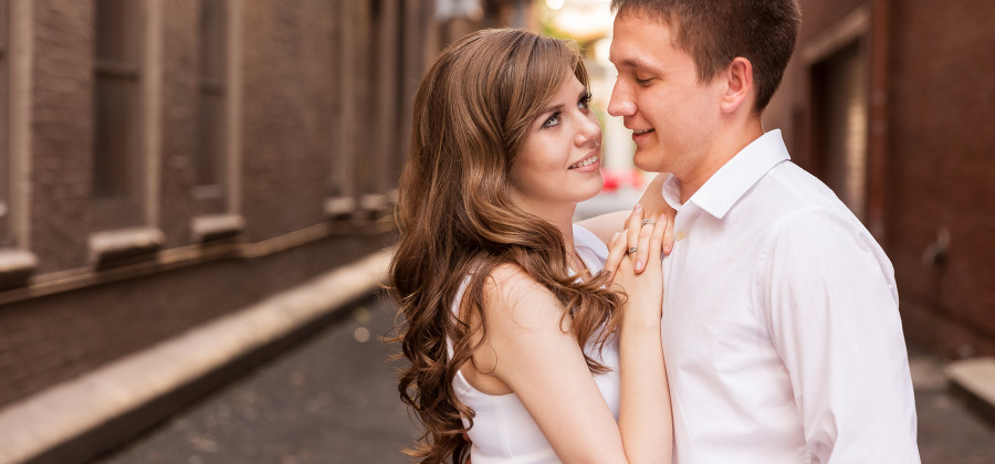 Danis & Oxana :: Engagement Session
